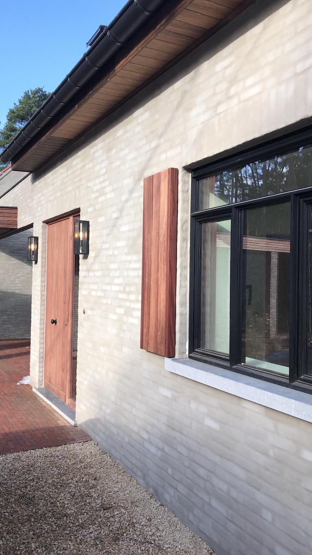 Vincent Van Roey - kaleien nieuwbouw